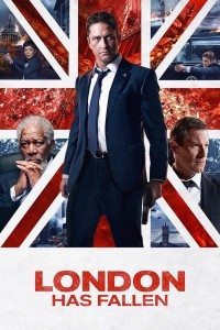 London Has Fallen DVD - NIDVD 100