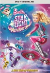 Barbie: Star Light Adventure DVD - 584993 DVDU