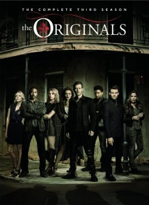 The Originals: Season 3 DVD - Y34311 DVDW