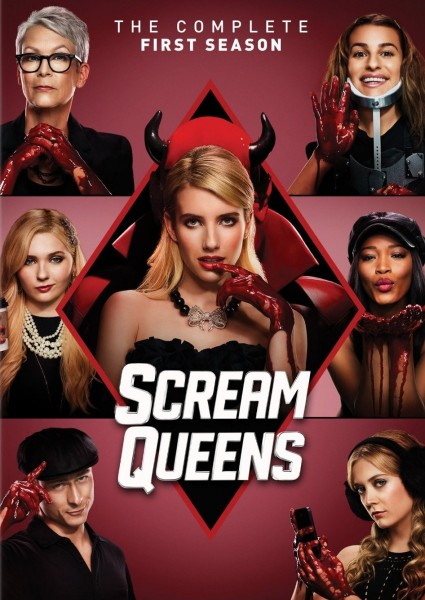 Scream Queens: Season 1 DVD - 65523 DVDF