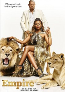 Empire: Season 2 DVD - 65510 DVDF