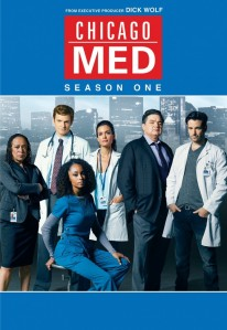 Chicago Med: Season 1 DVD - 101580 DVDU