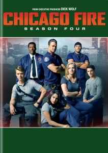 Chicago Fire: Season 4 DVD - 101239 DVDU