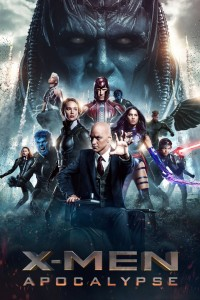 X-Men: Apocalypse DVD - 64747 DVDF