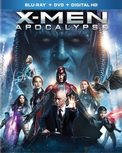 X-Men: Apocalypse Blu-Ray - BDF 64747