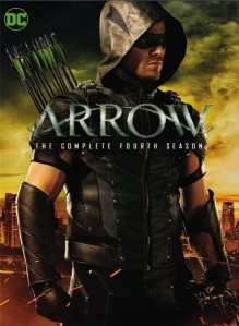 Arrow: Season 4 DVD - Y34308 DVDW