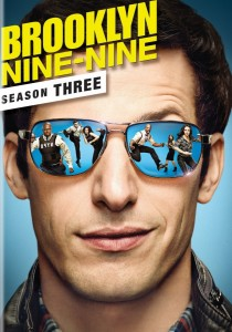 Brooklyn Nine-Nine: Season 3 DVD - 101581 DVDU