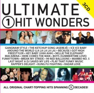 Ultimate 1 Hit Wonders CD - CDBSP3357