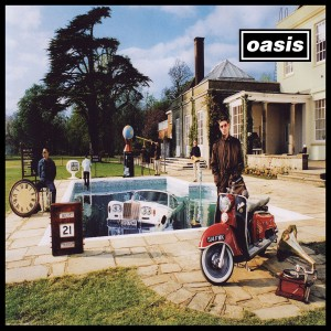 Oasis - Be Here Now (Remastered) VINYL - 88985362511