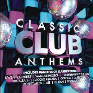Classic Club Anthems CD - CDBSP3358