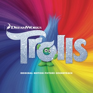 Trolls (Original Motion Picture Soundtrack) CD - CDRCA7514