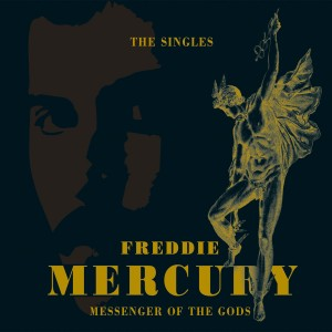 Freddie Mercury - Messenger of the Gods: The Singles Collection CD - 06025 5701404