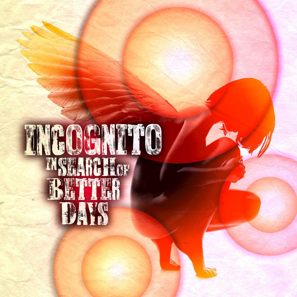 Incognito - In Search Of Better Days CD - 0211116EMU
