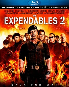 The Expendables 2 Blu-Ray - LGB 94967