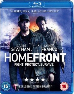 Homefront Blu-Ray - NIBR 003