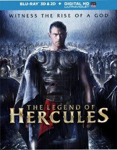 The Legend of Hercules Blu-Ray - NIBR 004