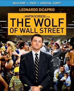 The Wolf of Wall Street Blu-Ray - REGBR 001