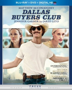 Dallas Buyers Club Blu-Ray - VOLBR 001