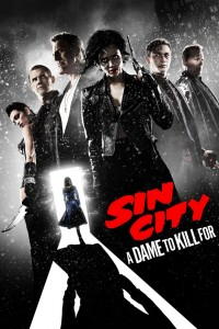 Sin City: A Dame to Kill For DVD - BRODVD 001