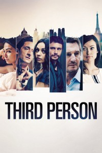 Third Person DVD - CORDVD 001