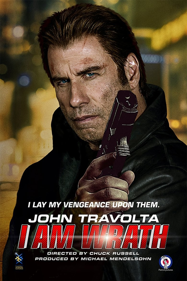 I Am Wrath DVD - HBDVD 010