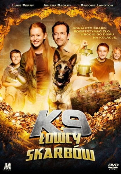 K-9 Adventures: Legend of the Lost Gold DVD - HIDVD 017