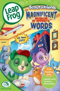 LeapFrog: The Magnificent Museum of Opposite Words DVD - LFDVD 007