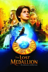 The Lost Medallion: The Adventures of Billy Stone DVD - NEMDVD 001