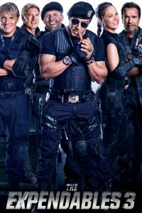 The Expendables 3 DVD - NIDVD 092