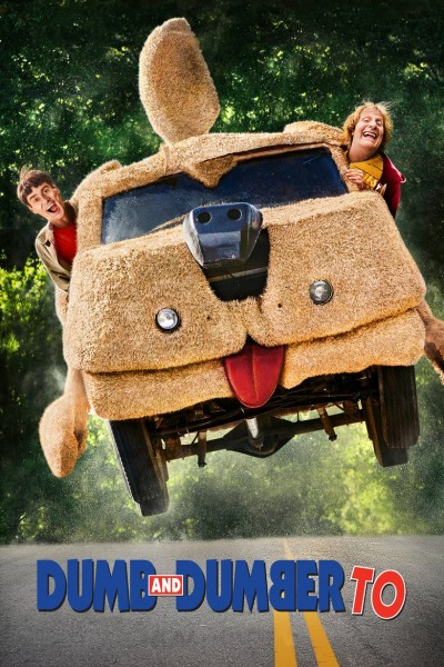 Dumb and Dumber To DVD - REGDVD 008