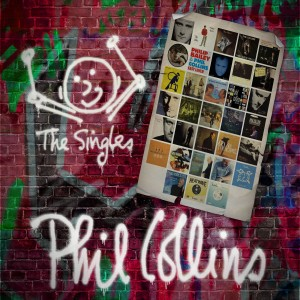Phil Collins - Singles CD - CDESP 462