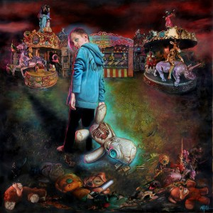 KoRn - The Serenity Of Suffering CD - RR 7471-2