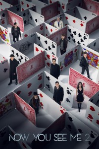 Now You See Me 2 DVD - 04186 DVDI
