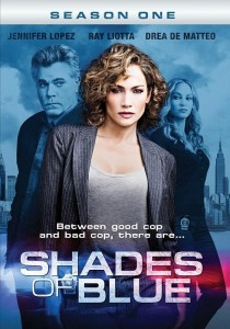 Shades of Blue: Season 1 DVD - 101578 DVDU