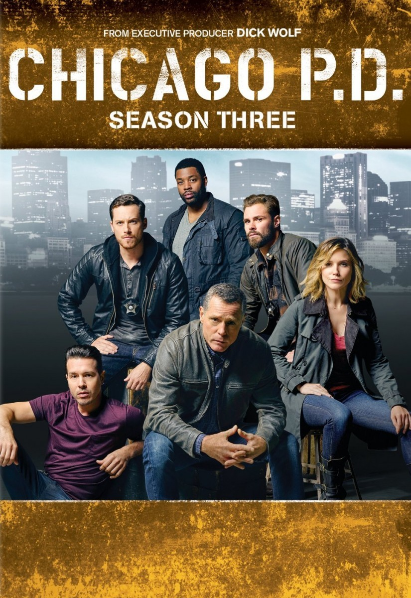 Chicago P.D.: Season 3 DVD - 103787 DVDU