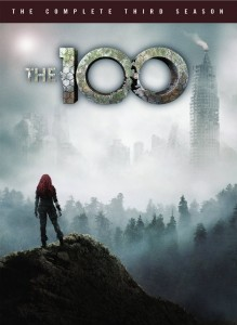 The 100: Season 3 DVD - Y34291 DVDW