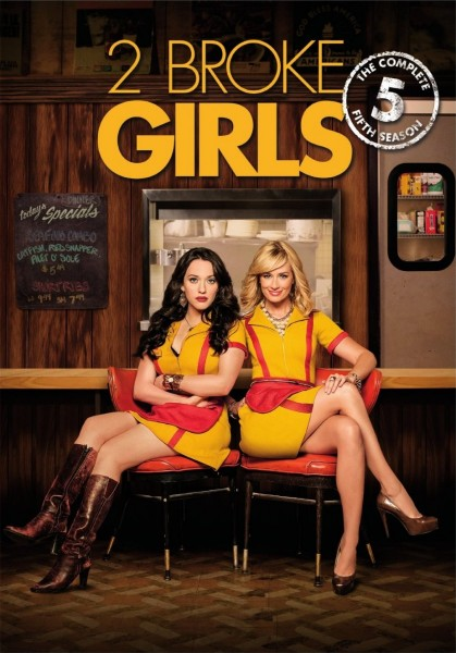 2 Broke Girls: Season 5 DVD - Y34367 DVDW