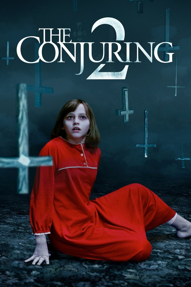 The Conjuring 2 DVD - Y34319 DVDW