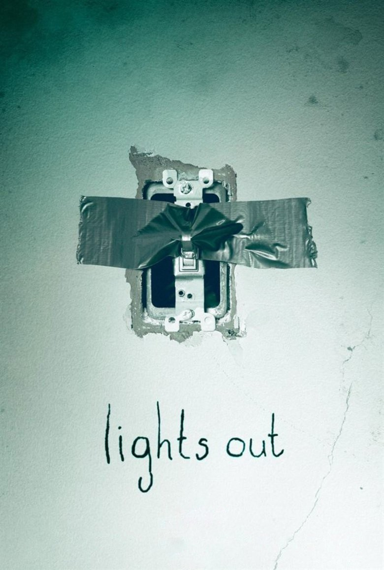 Lights Out DVD - Y34363 DVDW