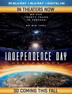Independence Day: Resurgence 3D Blu-Ray - 3D BDF 64749
