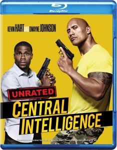 Central Intelligence Blu-Ray - BDU 56668