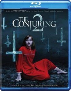 The Conjuring 2 Blu-Ray - Y34320 BDW