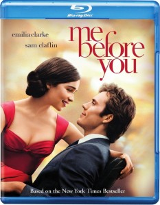 Me Before You Blu-Ray - Y34323 BDW