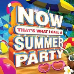Now That's What I Call A Summer Party CD - CDBSP3359
