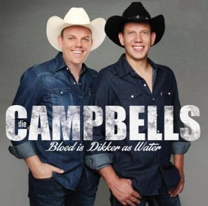Die Campbells - Bloed Is Dikker As Water CD - CDJUKE 137A