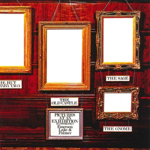 Emerson, Lake & Palmer - Pictures at an Exhibition (Live) VINYL - 50538180152