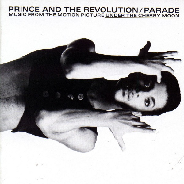 Prince - Parade (Music from the Motion Picture Under the Cherry Moon) VINYL - 7599253951