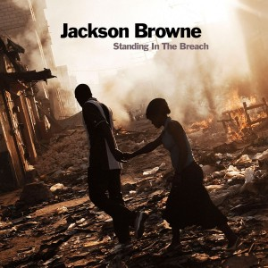 Jackson Browne - Standing In The Breach CD - 696751141071