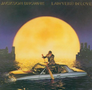 Jackson Browne - Lawyers In Love CD - 7559602682