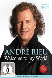 Andre Rieu - Welcome To My World Part 3 DVD - 06025 4763390